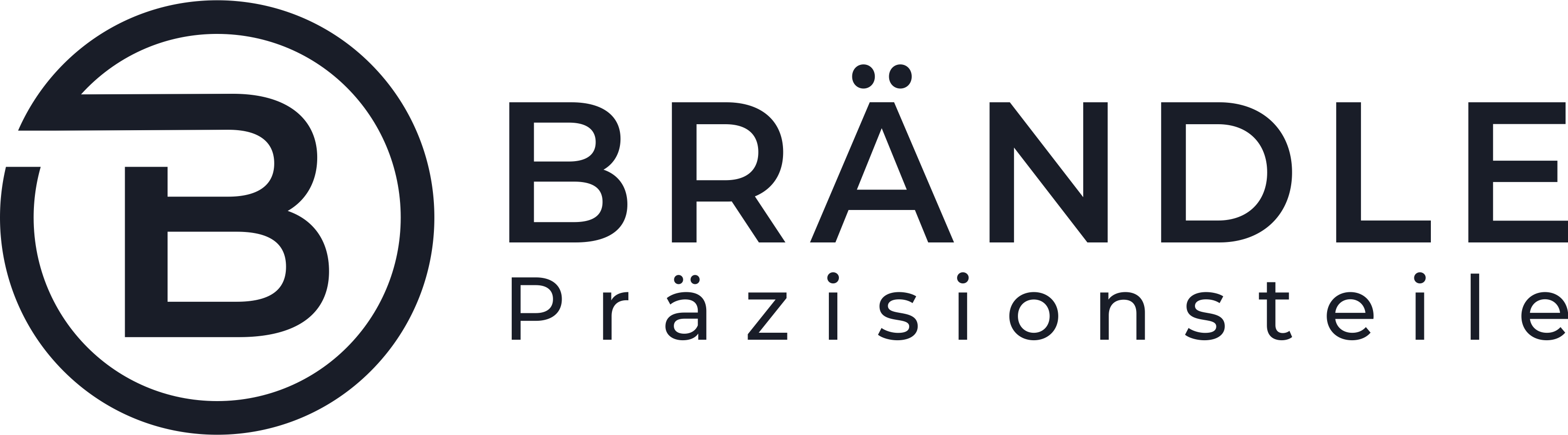 Brändle Logo Navbar
